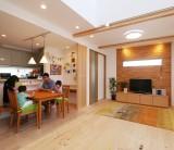 夏の暮らし方 / 富士・富士宮・三島 フジモクの家