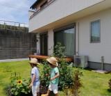 フジモクの家 施工事例 ~「したい」を形にした『地産地消の家』~②