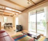 フジモクの家 施工事例 ~木の温もりに包まれた、家族が仲良くなれる家~ ②