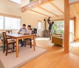 「空気が熱を運ぶ」。家中があたたかい『そよ風』の魅力とは? 富士・富士宮・三島のフジモクの家