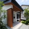 フジモクの家 施工事例 ~庭へつながる開放的な空間 光と風が通う家①~