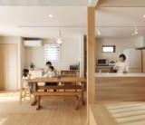 フジモクの家施工事例~自然素材に囲まれて心地よく暮らす住まい②~
