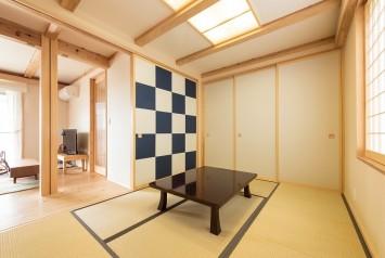 やさしさが続く、快適が変化する。富士ひのきが包む「木造ドミノの家」。 サブ画像4
