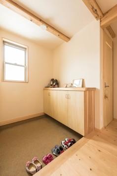 やさしさが続く、快適が変化する。富士ひのきが包む「木造ドミノの家」。 サブ画像5