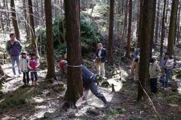6月3日(土)『富士山麓の森林&木の家体感バスツアー』のご案内。