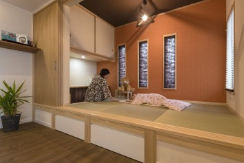 経年変化も楽しみな、自然素材×ヴィンテージの家 サブ画像3
