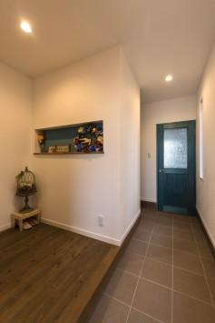経年変化も楽しみな、自然素材×ヴィンテージの家 サブ画像5