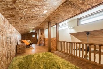 アウトドア好きの夫婦の理想を詰め込んだ平屋の家 サブ画像8