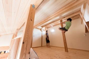 06子ども部屋の天井