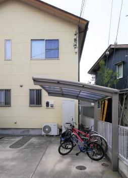 寺島邸自転車2