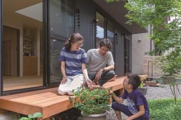 屋上で星を眺め庭で緑と戯れる豊かな暮らしを満喫 サブ画像7