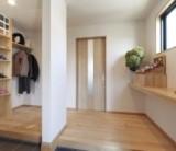 新学期に備えたオススメの玄関収納  /  富士・富士宮・三島 フジモクの家
