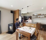 フジモクの家施工事例~シンプルで風合い豊かな住まい②~富士・富士宮・三島フジモクの家