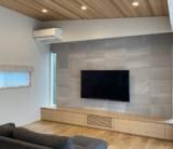 「テレビボードは、どうして造作家具リクエストNo.1なの?」/ 富士・富士宮・三島 フジモクの家
