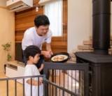 フジモクの家施工事例【木の家と薪ストーブを楽しむ暮らし②】/富士・富士宮・三島フジモクの家