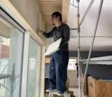 3月28日(日)フジモクの家新展示場「珪藻土塗り体験・木の家づくり教室」
