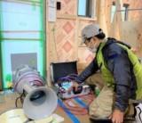 「新展示場の気密測定してみました!!〜暮らし方とC値について〜」/  富士・富士宮・三島フジモクの家