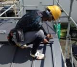 『夏場、屋根の上は70度!屋根工事等、板金屋さんの夏の暑さ対策』/富士・富士宮・三島フジモクの家