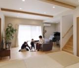 フジモクの家施工事例「緑に寄り添い、自然光が心地いい家②」