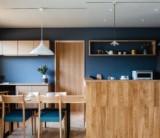 「展示場キッチン周りの収納について」/富士・富士宮・三島フジモクの家