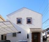 フジモクの家 施工事例 ~木の質感が引き立つデザインで、シンプル&大人かわいいお家~ ①