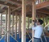 ~川口社長インタビュー~「構造が根太、木組みがきれいが自慢のフジモクの家」②