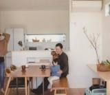 """フジモクの家施工事例~透き通るような温もりに""""丁寧""""をブレンド / 富士・富士宮・三島フジモクの家"""