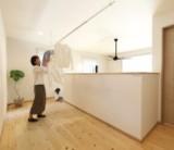 『室内干しのランドリールームが増えてます!』/ 富士・富士宮・三島フジモクの家