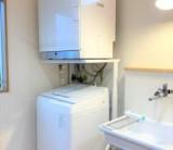 「ガス衣類乾燥機・乾太くんはフジモクオーナーさんにも好評です!」/ 富士・富士宮・三島フジモクの家