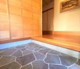 「仕上げ材に石(天然石)を使用してみる」 /  富士・富士宮・三島 フジモクの家