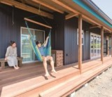 『施工事例のW様邸の家づくり(平屋やキャンプを取り入れて)』/ 富士・富士宮・三島フジモクの家