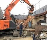 「解体工事」/  富士・富士宮・三島 フジモクの家