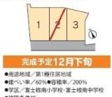 【不動産情報】住宅用分譲地のご案内。