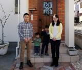 フジモクの家 施工事例 ~木の質感が引き立つデザインで、シンプル&大人かわいいお家~ ②