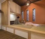 フジモクの家 施工事例 ~経年変化も楽しみな、自然素材×ヴィンテージの家~ ②