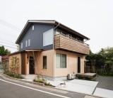 施工事例・外観編「それぞれの個性とシンプルで飽きのこないデザインのフジモクの家たち」