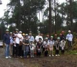 フジモクの家 富士山麓の森林バスツアーレポート