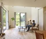 フジモクの家施工事例~野鳥にまで愛される、止まり木のような住まい①~