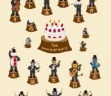 暮らしのイベント『キト暮ラスカのお誕生日会5』/富士・富士宮・三島フジモクの家