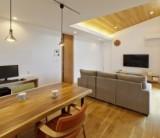【扉にハイドアを使ったスッキリした室内空間づくりについて】/富士・富士宮・三島フジモクの家