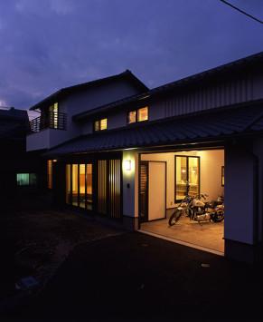 趣味と共に暮らす ガレージのある家 サブ画像9