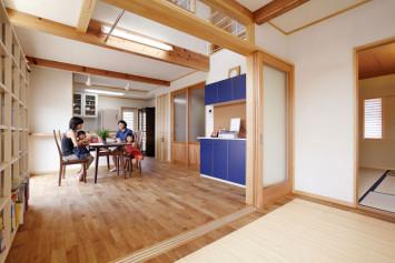 広い空間で友達が 集まる家 サブ画像2