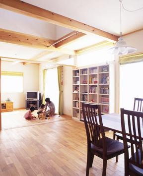 広い空間で友達が 集まる家 サブ画像5