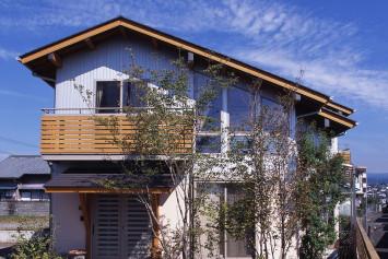 富士ひのきと 県産材でつくる 新しい日本の家