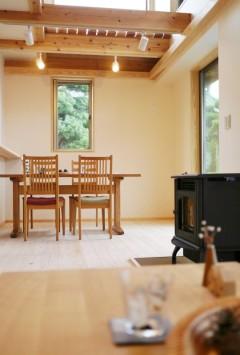 やさしさが続く、快適が変化する。富士ひのきが包む「木造ドミノの家」。 サブ画像9