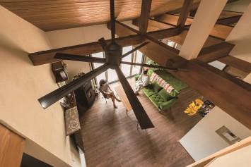 アウトドア好きの夫婦の理想を詰め込んだ平屋の家 サブ画像7