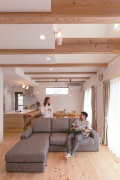 光と風、ヒノキの香りに癒されて、我が家で極上のリラックスタイム サブ画像3