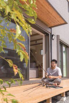 光と風、ヒノキの香りに癒されて、我が家で極上のリラックスタイム サブ画像9