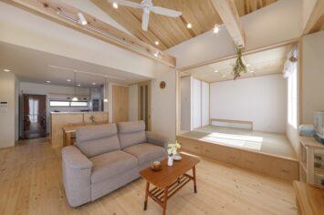 上質な時を心地よく楽しむ平屋の住まい サブ画像1